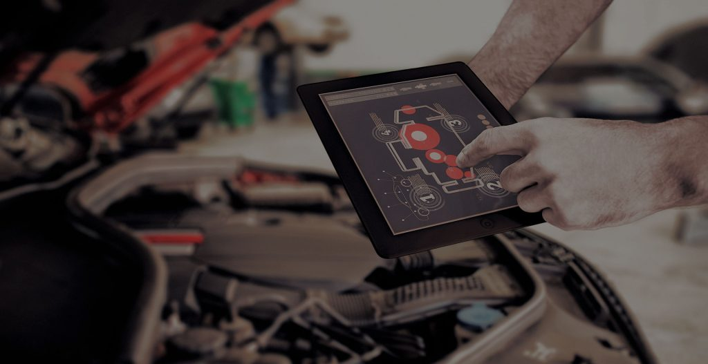Vehicle Diagnostics Fault Repair